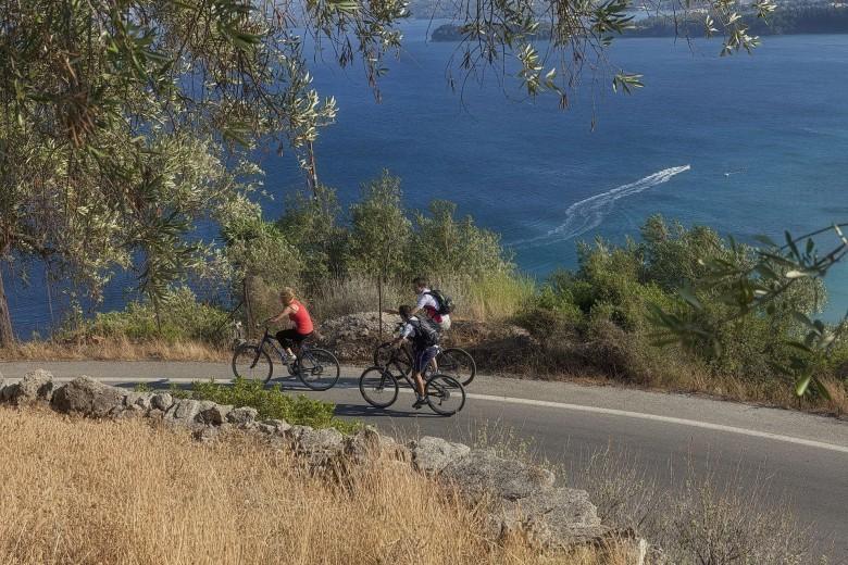 corfu-cycling